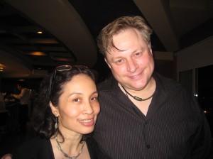 With Brad Geiser