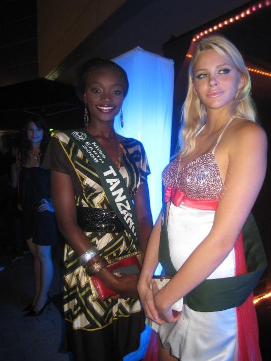 Ms. Tanzania