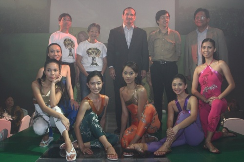 Francisco Patxi Elizalde with the Philippine Ballet Theater