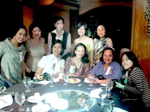 My mommy blogger friends and C2