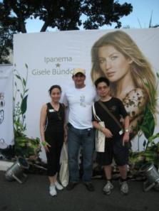 M1 & I with Patxi Elizalde of ELRO Corp. (Ipanema distributor)