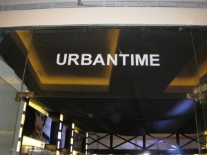 Urban Time SM North EDSA Mall