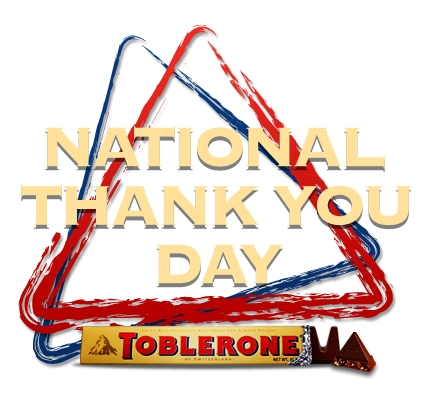 National Thank You Day logo