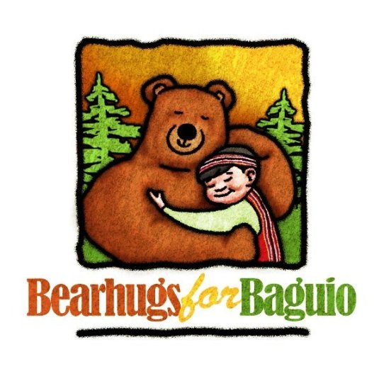 Bearhugs for Baguio